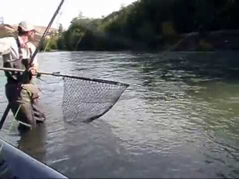Fly Fishing the Klickitat River in September