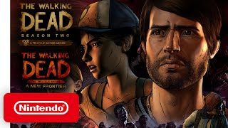 The Walking Dead: Seasons 2 & 3 - Launch Trailer - Nintendo Switch