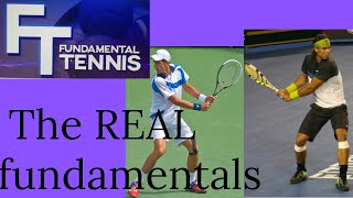 The Ultimate Fundamentals to a Great 2 Handed Backhand (tips and drills)