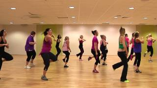 Gold Dust - Zumba Video