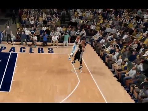 NBA 2K16 #SIMNATION: San Antonio Spurs vs @TheCoach2K's Indiana Pacers (PS4)
