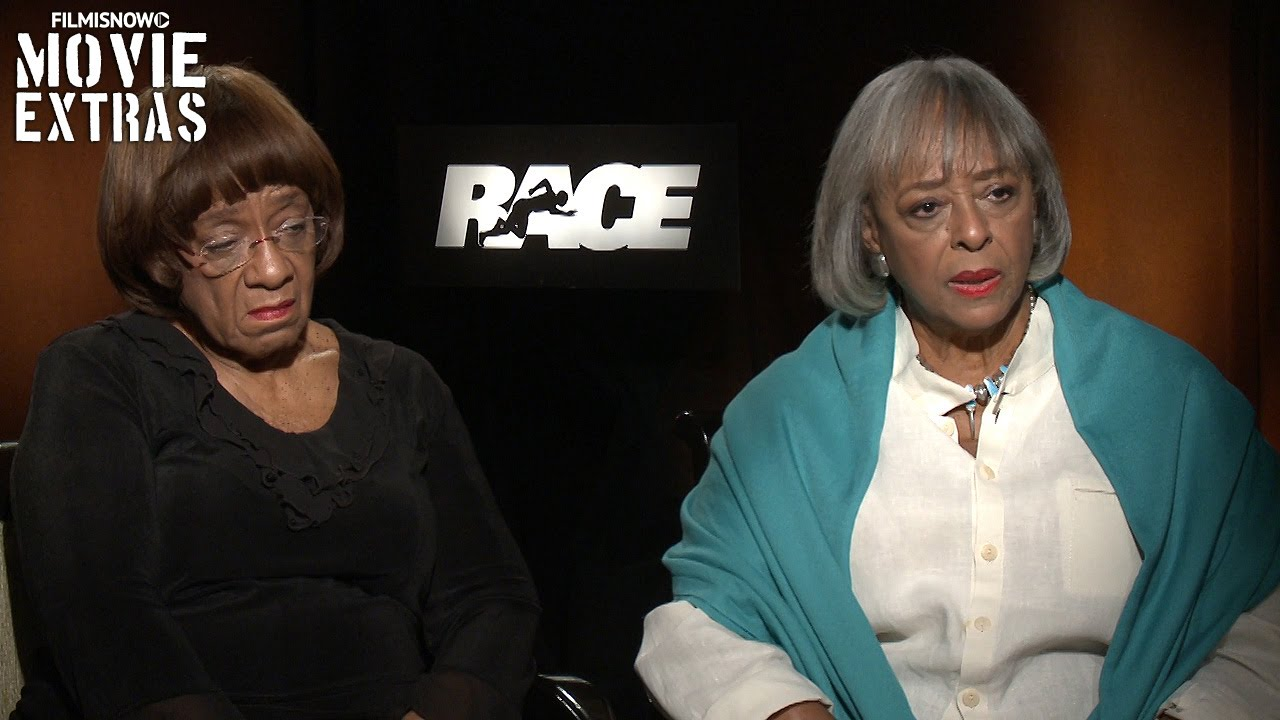 Race (2016) Official Movie Interview - Beverly Owens Prather & Marlene Owens Rankin