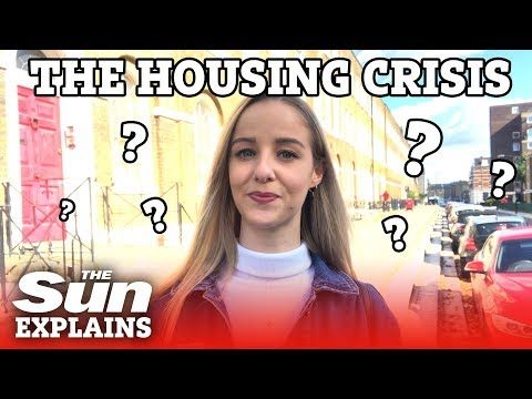 What's causing the housing crisis?