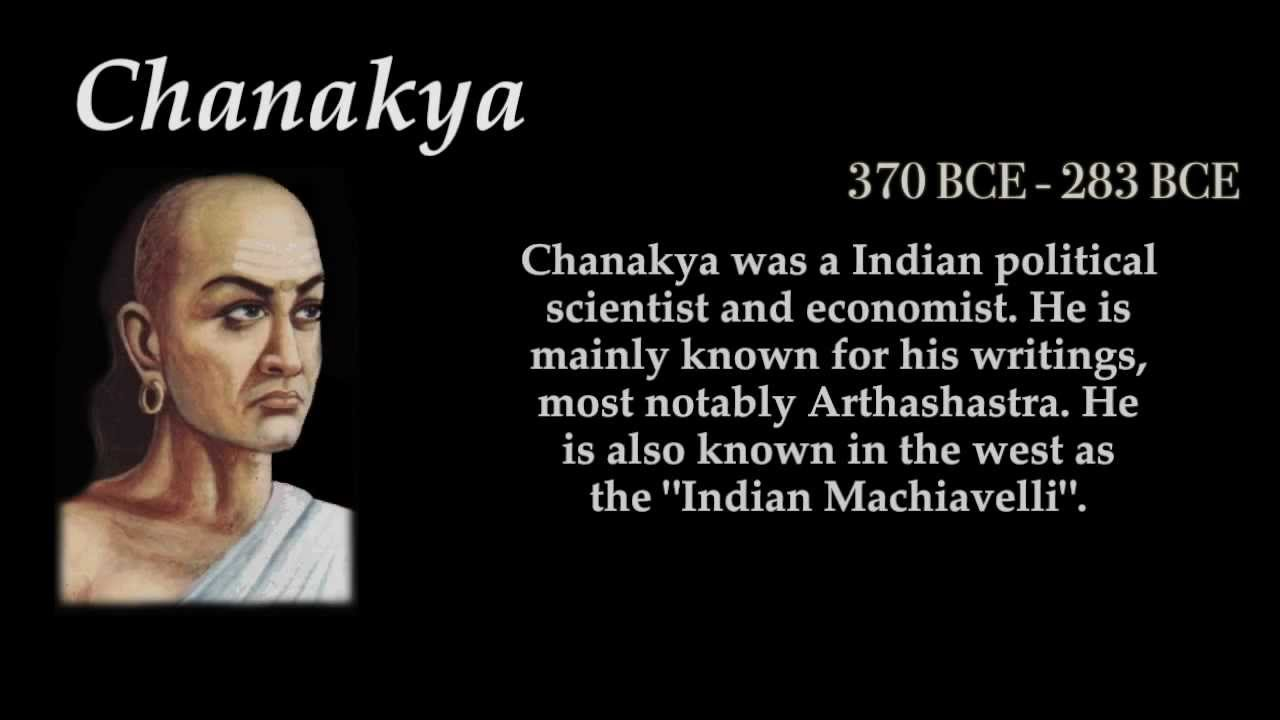 chanakya sutra in english pdf