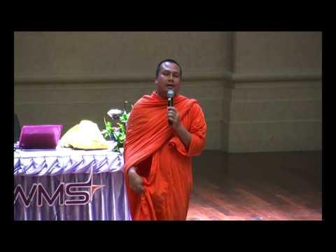 พระมหาสมปอง บรรยายธรรม ณ มหาวิทยาลัยวลัยลักษณ์ part1