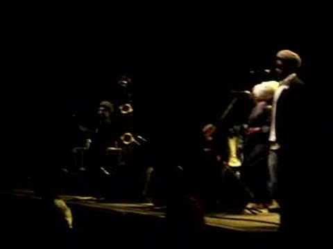 MIRF2007 - Black Uhuru - Plastic Smile (Live) July 14th Video