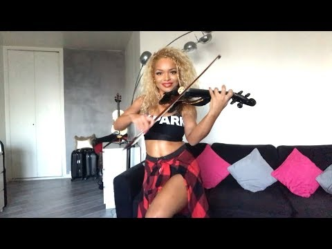 MAPY VIOLINIST - Bella Y Sensual by Romeo Santos ft Daddy Yankee, Nicky Jam COVER