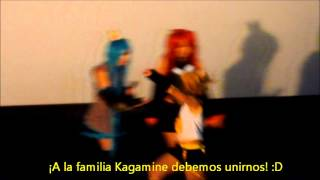【Eiga Team】Miku Teto Haku Rin【Cosplay Performance】