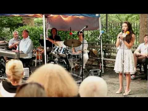 Neil Sedaka and Holland Mariah Grossman sing Shouldve Never Let You Go