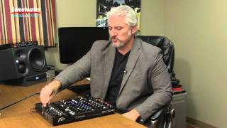 Peavey PV 10 AT Mixer Review by Sweetwater