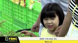 FBNC - Vingroup và chương trình tặng rau sạch cho cư dân chuỗi đô thị Vinhomes