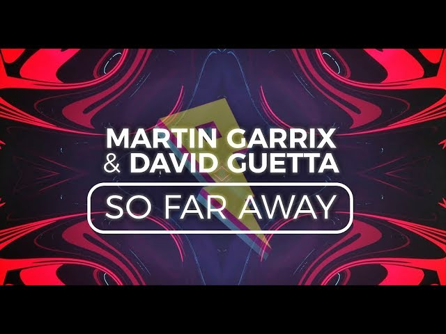 Martin Garrix & David Guetta - So Far Away [Lyric Video] (ft. Jamie Scott & Romy Dya)