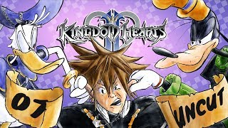 Let's Play Kingdom Hearts II 07 (Uncut): The Mysterious Tower