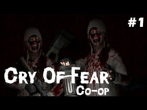 [Cry Of Fear: Co-op]  ซุปเปอร์บันได #1 w/Zylnazter