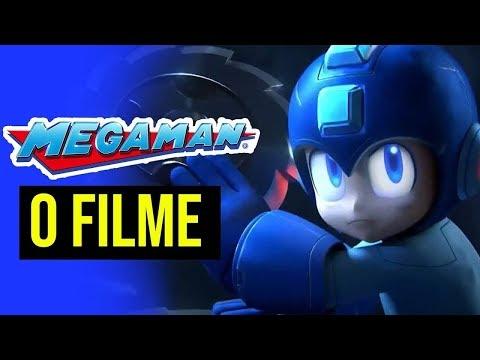 Super Adventure Rockman   Megaman O Filme Legendado