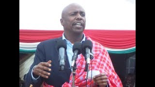 Baringo Senator Gideon Moi outlines measure for fight against corruption