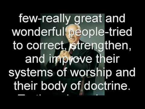 Mormon Gem - The Testimony of the Restored Gospel of Jesus Christ