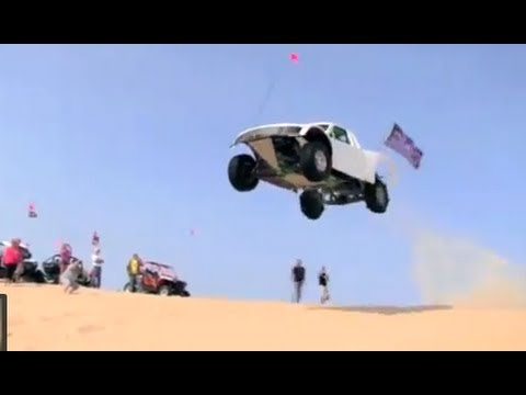 Silver Lake Sand Dunes 2012!