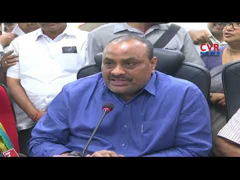 Minister Acham Naidu Reviews With Officials over Independence Day Arrangements | CVR News