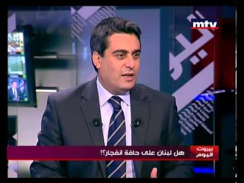 Beirut Al Yawm - Toufic Hindi 25 Apr 2013