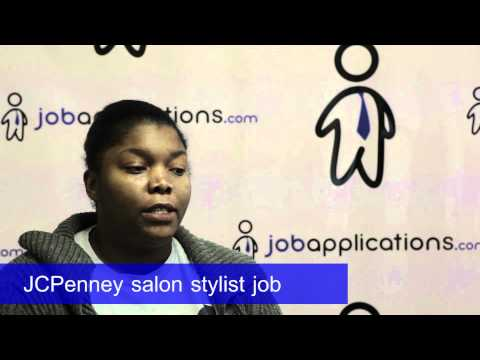 JCPenney Interview Salon Stylist