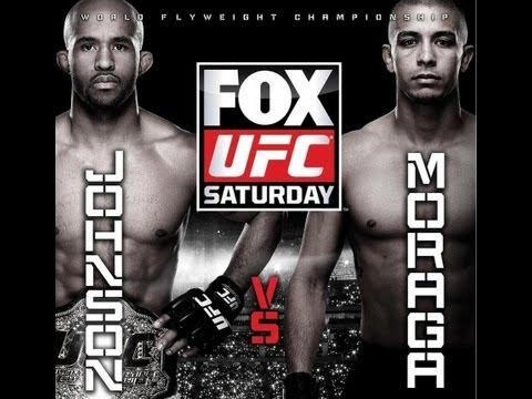 UFC on Fox 8 Conference Call Demetrious Johnson John Moraga Jake Ellenberger Rory MacDonald
