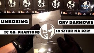 Tom Clancy's Ghost Recon Phantoms (Edycja Kolekcjonerska) UNBOXING #5