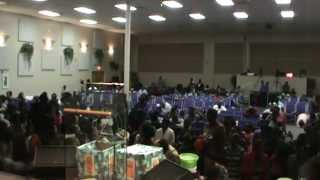 Pastor Audalus Estime - 4th Annual Praise and Worship Convention at Maranatha. part 16