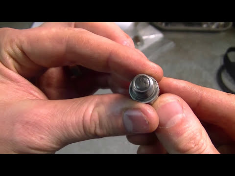 How a Small Engine Decompression Valve Works