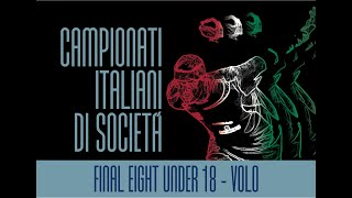 Campionati Italiani di società - Final Eight Under 18 - Volo