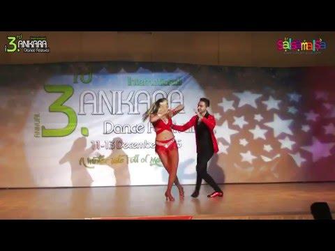 Erkin Kula & Selin Öbekçi Dance Performance | AIDC-2015