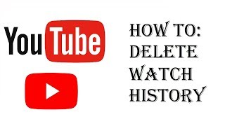 How To Delete Youtube Watch History - Delete Youtube Watch History iPhone/Android/mobile/iPad/Tablet