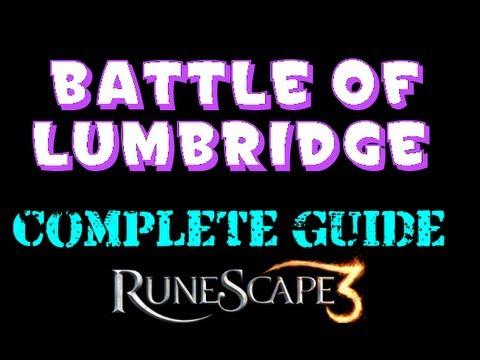 Runescape 3: Battle Of Lumbridge – Complete Guide