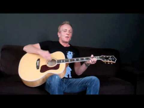 Def Leppard's Phil Collen Performs 'Hysteria' for UltimateClassicRock.com