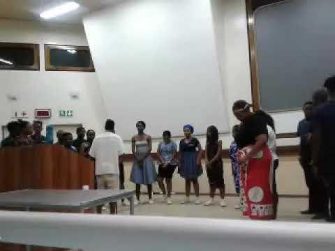NWU Gospel Choir - Mamelang mantswe