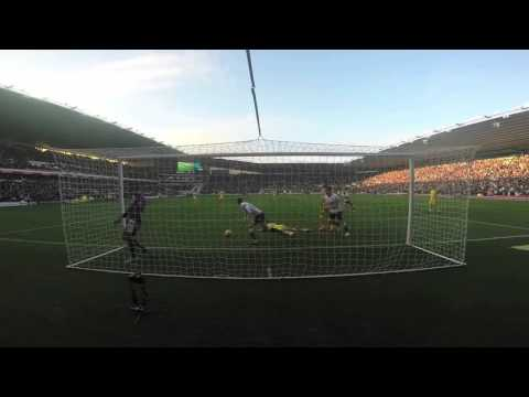 BEHIND THE GOALS | Andreas Weimann Opener Vs Rotherham (H)