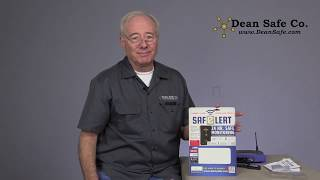 Liberty SafeElert Gun Safe Alarm Review  FREE Monitoring