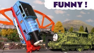 Thomas and Friends Toy Trains Games - Game Tom Moss Train Play Doh Toy Stories for kids TT4U