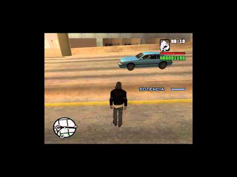Alex mercer en gta san andreas
