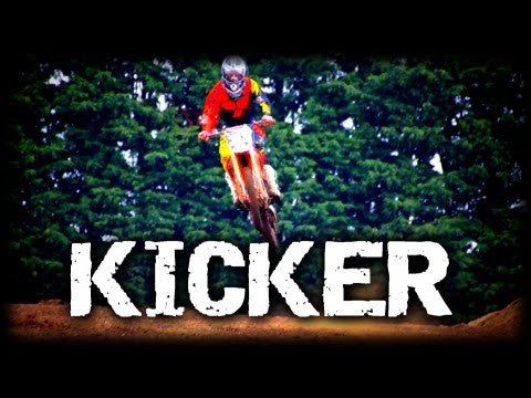 Killer KICKER Mildenhall Motocross 2013