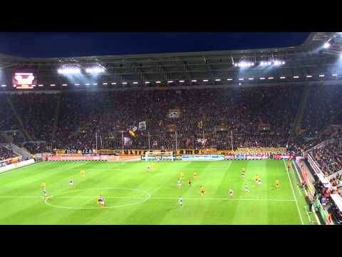 SG Dynamo Dresden vs Holstein Kiel 26.8.2014  1:2