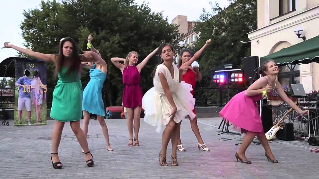 Танцы на свадьбу подружки невесты