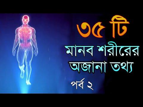 মানব শরীরের অজানা তথ্য | Amazing facts about human body Bangla | Part -2  #MKtv