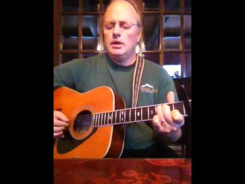 Fields of athenry traditional song sung by Scott Larsen