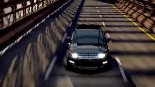 Range Rover Evoque - contempory interior styling - for your city adventure