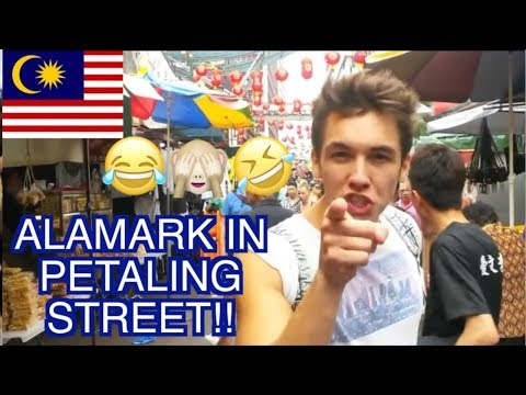 Malaysia's Most Wanted - Petaling Street (China Town)