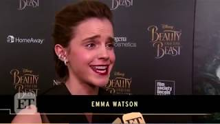 Emma Watson and 'Beauty and the Beast' Cast React to Beyonce Attending L.A. Premiere!