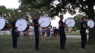 (Hybrid) Bluecoats Percussion 2013 - City Life