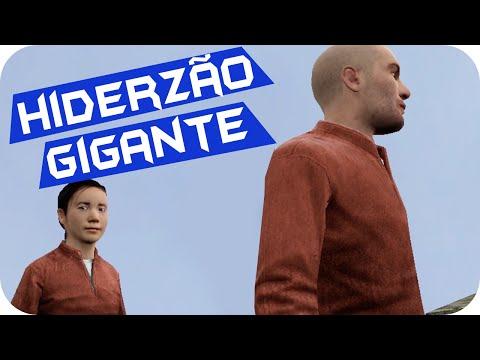 Garry's Mod: Hide And Seek - Hiderzão Gigante