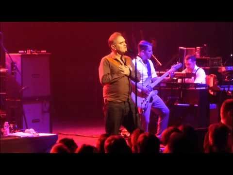Morrissey - Scandinavia live@Colosseum ,Essen 24.11.2014